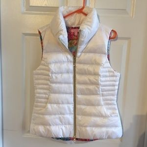 NWoT Lilly Pulitzer Allie Packable Down Vest